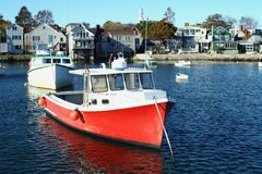 Rockport, Massachusetts Royalty Free Stock Photography