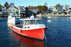 Rockport, Massachusetts Royalty Free Stock Photography