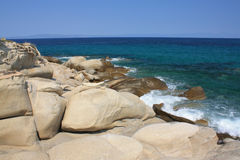 The rocks Royalty Free Stock Images