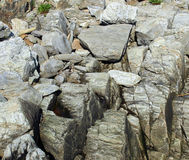 rocks Arkivfoto