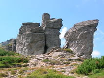 Rocks Royalty Free Stock Photo