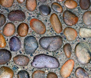 Rocks. Colored rocks Stock Photo