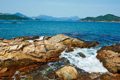 Free Rocks And Waves Stock Image - 42378461