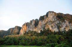 Rocks of Ao Nang Royalty Free Stock Photos