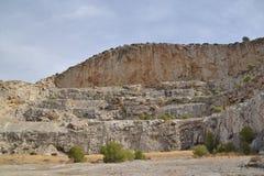 Rocks ardales Royalty Free Stock Image