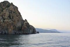 Rocks At The Sea Royalty Free Stock Photos