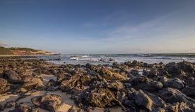 Rocks Beach Pipa, Tibau do Sul - Rio Grande do Norte, Brazil. Rock`s Beach Pipa, Tibau do Sul - Rio Grande do Norte, Brazil Royalty Free Stock Image