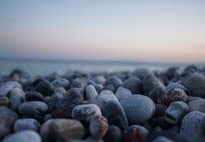 Rocks. Beautiful evening in Greece kalamata stock photo