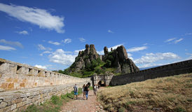 Rocks of Belogradchik Royalty Free Stock Image