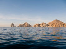 Rocks at Cabo San Lucas Stock Photo