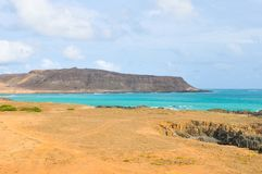 Rocks of Cape Verde, Africa Royalty Free Stock Photography