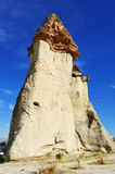 Rocks of Cappadocia in Central Anatolia, Turkey Stock Photography