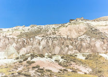 Rocks in Cappadocia Royalty Free Stock Images