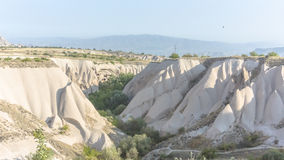 Rocks in Cappadocia Stock Images