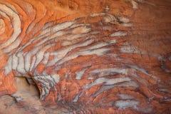 Rocks caves in nabatean city of  petra jordan. Rocks caves in nabatean petra jordan middle east Stock Photography