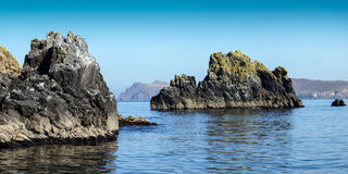 Rocks and cliffs Stock Photos