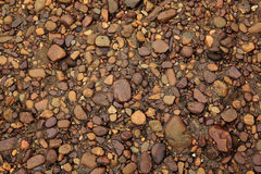 Rocks. Close up of rock texture background royalty free illustration