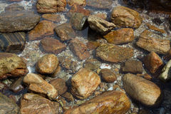 Rocks closeup Royalty Free Stock Photo