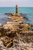 Rocks on the coast Stock Photography