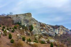 Rocks in Crimea Stock Photography