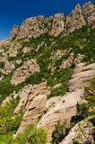 Rocks, Crimea, Ukraine Royalty Free Stock Image