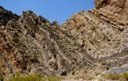 Rocks of Death Valley Stock Photos