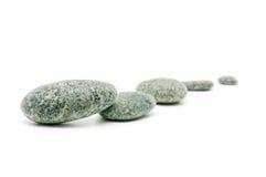 Rocks in deep stock photos