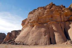 Rocks in the desert, Sahara desert, Libya Stock Photo