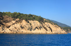 Rocks Of Elba Stock Images