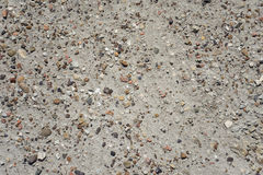 Rocks Embedded in Dirt Stock Photography