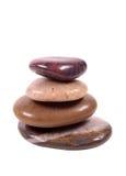 rocks för clippingbana arkivbild