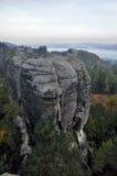 Rocks för klättring. Royaltyfri Foto