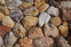 The rocks. On the floor Royalty Free Stock Photo