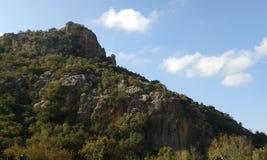 Rocks in Fodele. Rocks and cliffs in Fodele. Crete. Greece Stock Images
