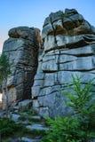 Rocks formation. stock photos