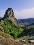 The Rocks on Gomera Stock Photos