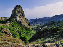 The Rocks on Gomera Royalty Free Stock Image