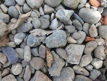 Rocks grava Stock Photography