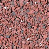 Rocks and Gravel. Seamless Texture Tile from Photographic Original Royalty Free Stock Photos