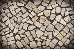 Rocks grey abstract wall background Stock Images