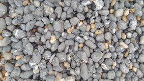 Rocks. Grey color of physical rocks stock photo