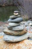 Rocks In Balance Royalty Free Stock Image