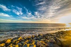 Free Rocks In Malibu Shoreline Stock Image - 84807991