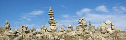 Free Rocks Indicating Way To St. James. Stock Photo - 61983020