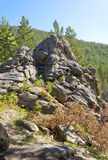 Rocks Kadalinskie Palaces Royalty Free Stock Photos