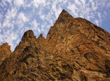 Rocks Kara-dag, Crimea Royalty Free Stock Photo