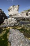 Rocks in Kerpe, Kocaeli Stock Photos