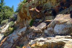 Rocks - Kings Canyon National Park, California Royalty Free Stock Images