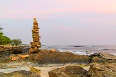 Rocks. Royalty Free Stock Photo