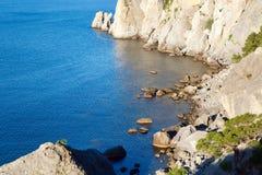 Rocks landscape Royalty Free Stock Photo
